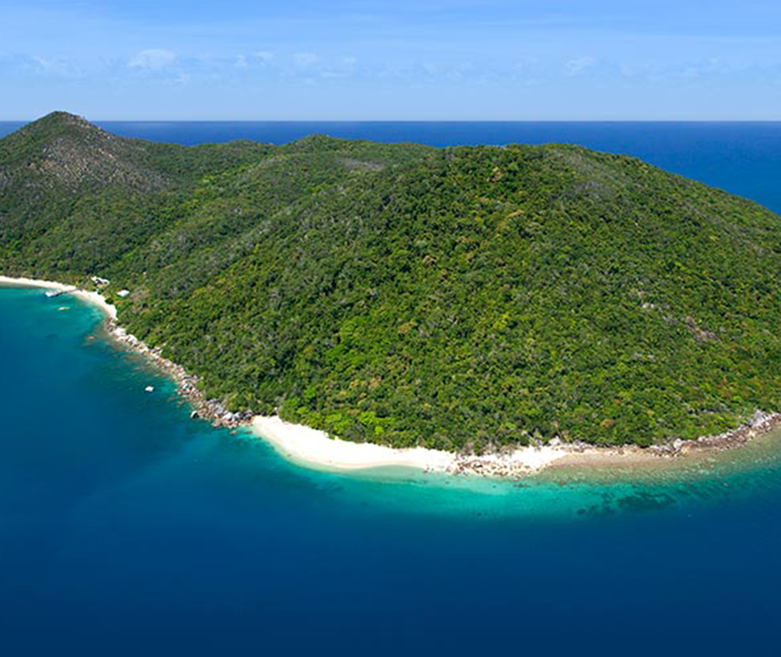 Fitzroy Island: Great Barrier Reef Cruises