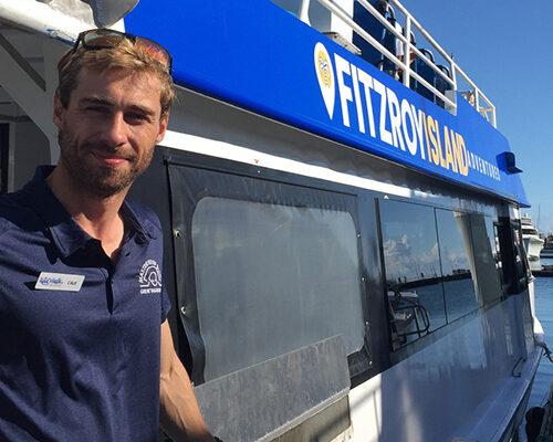 Cale Crew Fitzroy Island