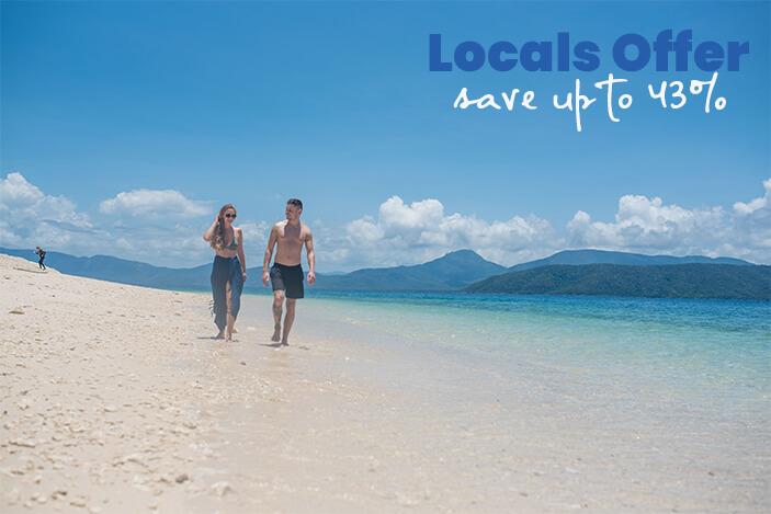 Locals Offer Fitzroy Island