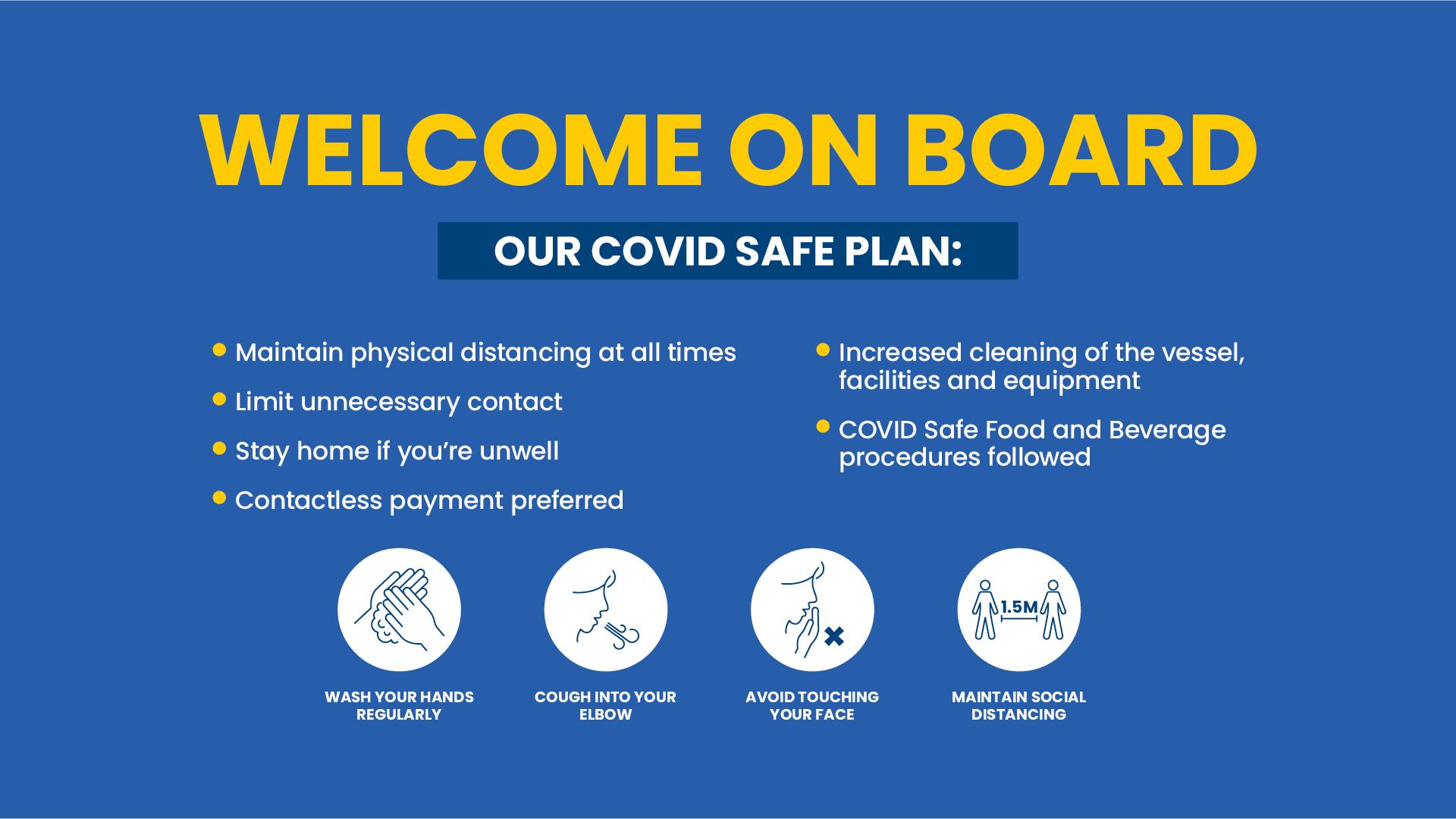 Fitzroy Island COVID Safe