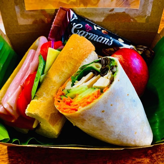 Fitzroy Island Lunch